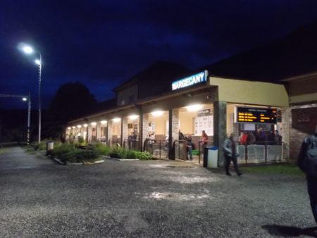 Margecany nádraží