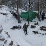 Zimný CB závod na Mitrvaldu