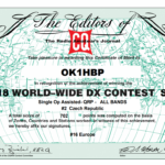 CQ World Wide DX Contest