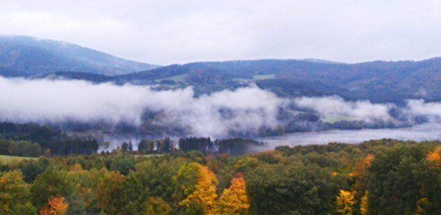 Šumavský podzim