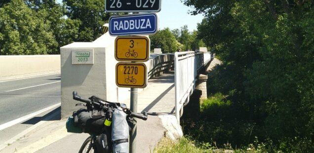 Plzeňské řeky – Radbuza